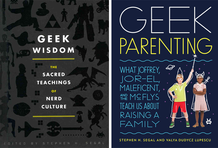 The Geek Wisdom series